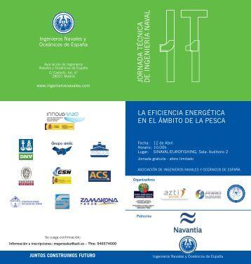 Información - Colegio Oficial de Ingenieros Navales