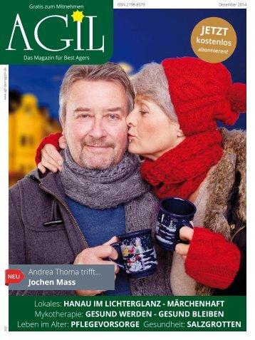 AGIL-DasMagazin - Dezember 2014