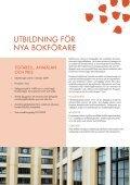 UTBILDNING FÖR NYA BOKFÖRARE - Svenska handelshögskolan - Page 2