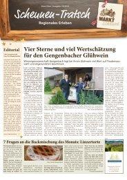 Scheunen-Tratsch - Ausgabe Dezember 2014