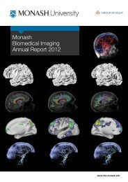 3D version - Monash Biomedical Imaging - Monash University