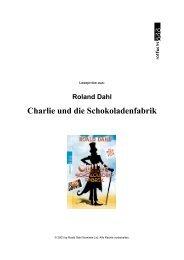 Charlie und die Schokoladenfabrik - Rowohlt Theaterverlag