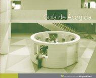 Guía de Acogida. Fundació Hospital de l'Esperit Sant