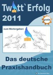 Download TwittErfolg Gratis Version 2011 Twitter ... - eBook Blog