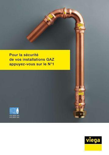 Pour la sécurité de vos installations GAZ appuyez-vous ... - Annuaire