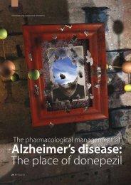 Alzheimer's disease: - Bpac.org.nz