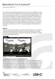 Nyhedsbrev nr. 5 2012 - Emu