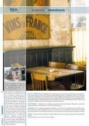 BORDEAUX • Französisch - ELSTA-Sprachreisen