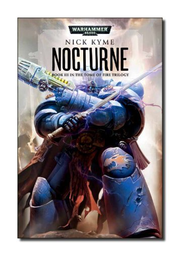 Nocturne - The Black Library