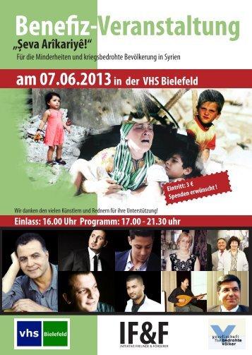 IF&F - Volkshochschule Bielefeld