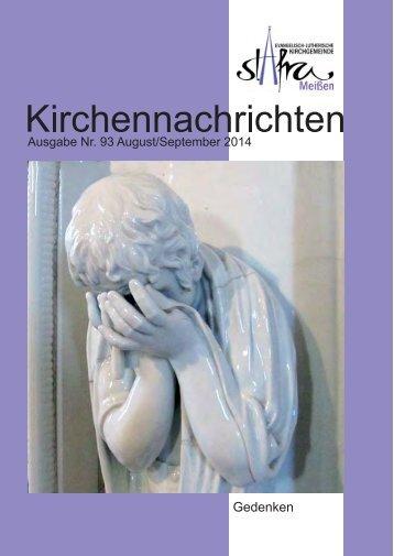 Ausgabe Nr. 93 August / September 2014