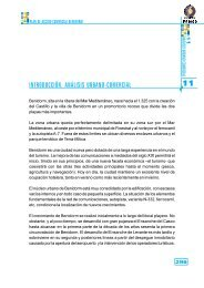PAC BENIDORM-CAP-11-Análisis urbano comercial.pmd - Pateco