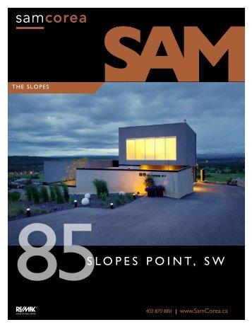 Brochure (PDF) - Sam Corea