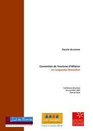 Convention de Tourisme d'Affaires en Languedoc-Roussillon