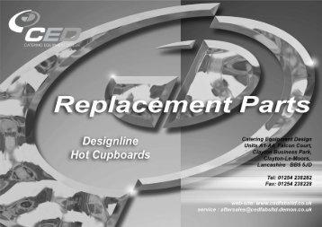 Replacement Parts - CESA