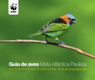 Guia de aves Mata Atlântica Paulista