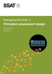 RS8-Principled-assessment-design-chapter-one