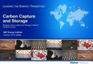 Carbon Capture & Storage Factbook - Schlumberger Business ...