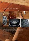 Harvia-saunasisustus - Puuinfo - Page 5