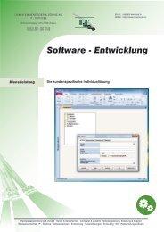 Software - Entwicklung - Oskar Emmenegger & Söhne AG, IT