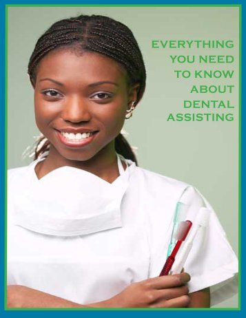everything you need to know about dental assisting - Career Speed