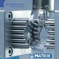 Das MATRIX-System - Matrix GmbH
