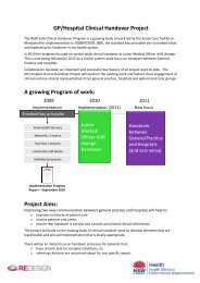 Download the Project Summary ( pdf - 364 KB) - ARCHI