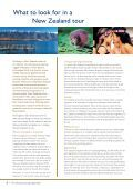 NEW ZEALAND - Scenic Tours - Page 6