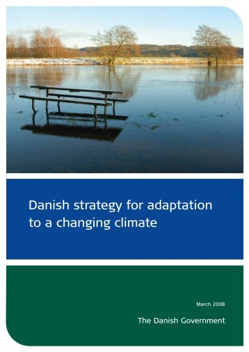 Danish strategy for adaptation to a changing climate (Pdf)