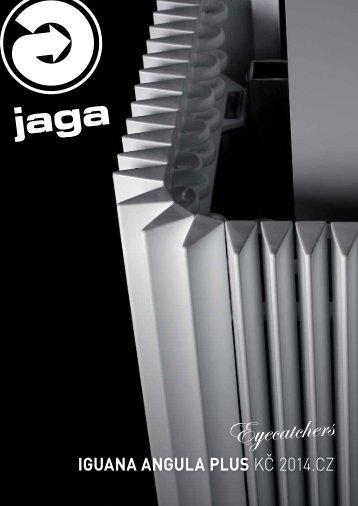 Ceník Iguana Angula Plus pdf - Jaga