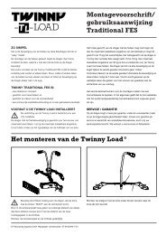 Handleiding Traditional FES - Easy - Twinny Load