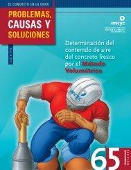 Problemas, causas y soluciones - Instituto Mexicano del Cemento y ...