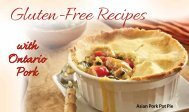 Gluten-Free Recipes - Ontario Pork