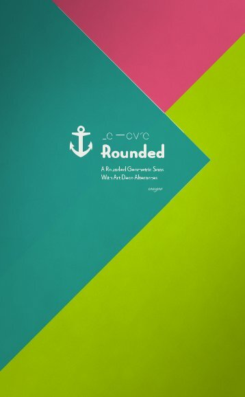 Le Havre Rounded Bold - MyFonts