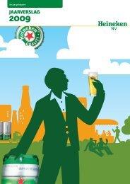 Heineken Jaarverslag 2009 - Beursplaza