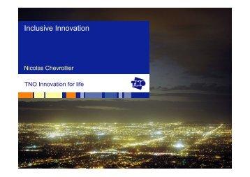 Inclusive Innovation - EuroAfrica-ICT
