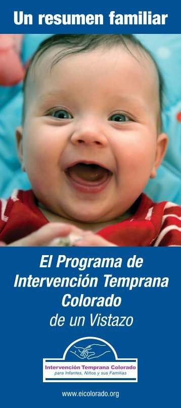 EIC Overview Span bro 7-12 copy - Early Intervention Colorado