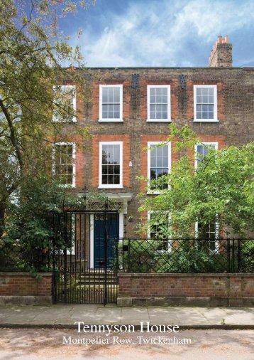 Tennyson House - Pereds