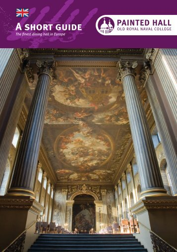 ORNC PH leaflet 17.09.11 A5.indd - Old Royal Naval College ...
