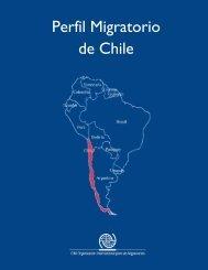 Perfil Migratorio de Chile - INCAMI