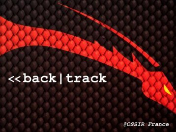Back|Track international project - OSSIR