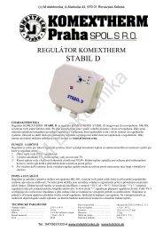 STABIL D - M Elektronika