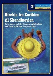 Direkte fra Caribien til Skandinavien - Royal Caribbean