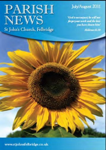 church building project - St John's Felbridge