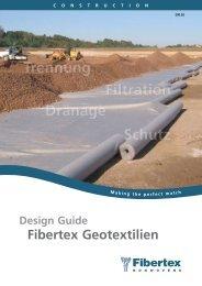 Fibertex Geotextiles - Fibertex AS