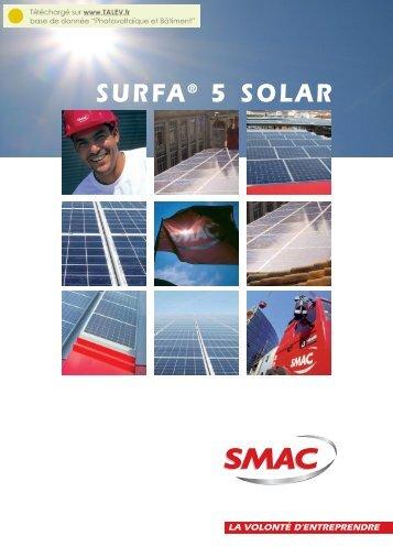 surfa® 5 solar - TALEV