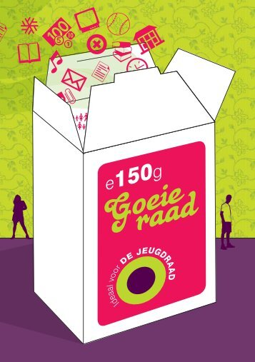 150 gram goede raad - Chiro