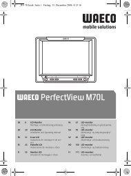 PerfectView M70L - Waeco