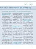 Elia - ein Mann in tiefer Depression - Ethos - Seite 6