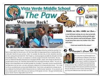 Newsletter - Issue 1 Vol 1.pub-FINAL
